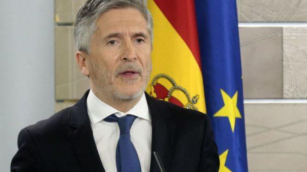 Fernando Grande-Marlaska cesa también al número tres de la Guardia Civil