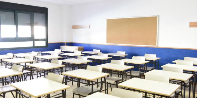 El 20% de los institutos de la CAV vuelve a abrir sus centros