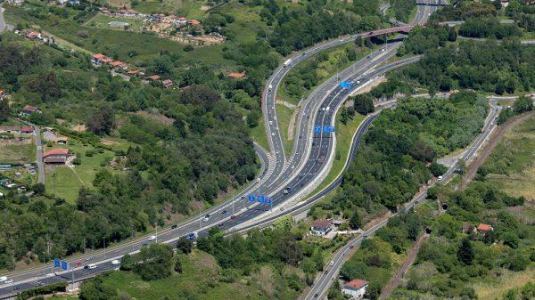 La Diputación de Bizkaia ejecutará nuevas obras para aliviar la congestión del tráfico en el entorno de Rontegi