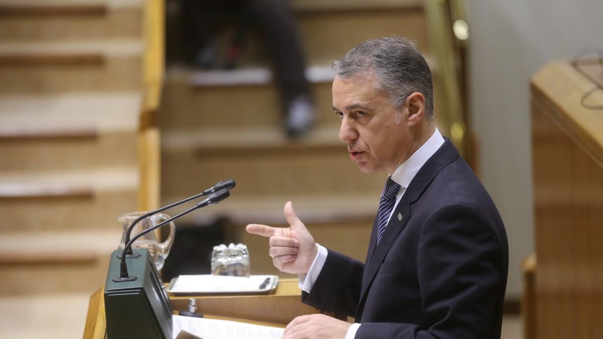 El Gobierno Vasco prevé levantar el estado de alarma mañana