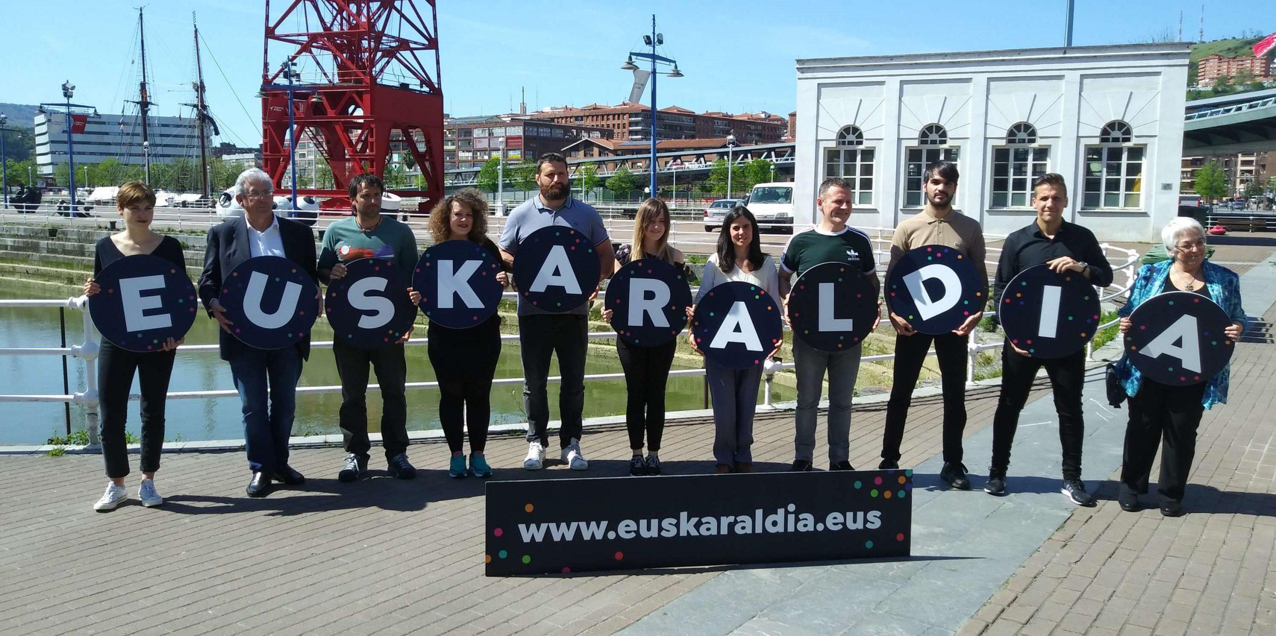 Euskaraldia 2020: Cientos de empresas y entidades se unen a la nueva edición