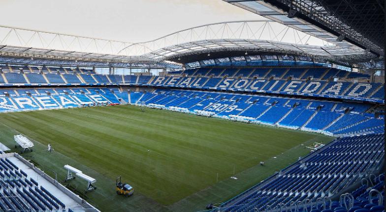 El Reale Arena acogerá la final de la Champions femenina el 30 de agosto