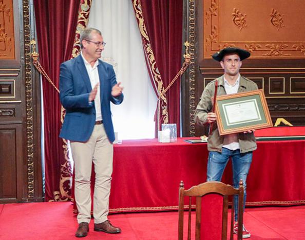 La sidrería Zapiain gana el XIX. Concurso de Sidra