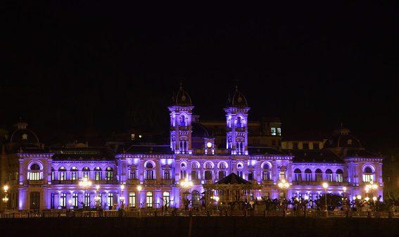 El Ayuntamiento de San Sebastián se une a la celebración del Día Internacional del Síndrome de Dravet