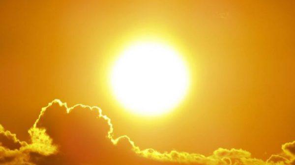 Temperaturas altas y persistentes en Euskadi