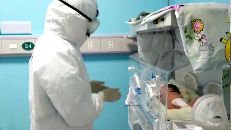 Euskadi registra varios casos de bebés infectados por COVID-19