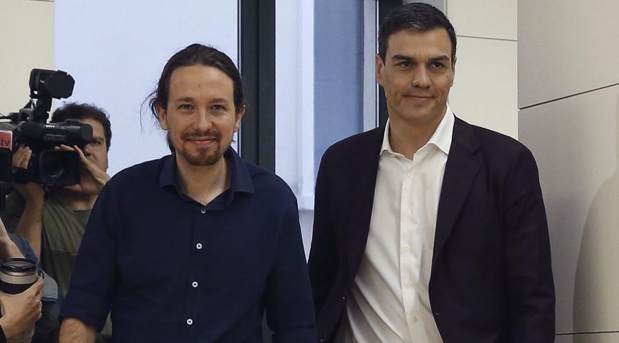 PSOE y Unidas Podemos deciden desechar el impuesto a los ricos