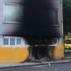Incendios provocados causan daños materiales en la ikastola Salbatore Mitxelena de Zarautz