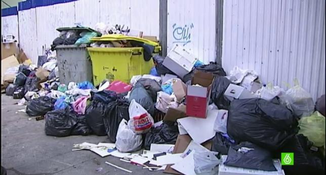 La Diputación de Gipuzkoa identifica más de 500 focos de basura dispersa
