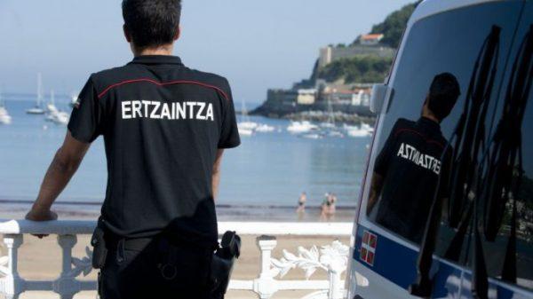 Detenido en San Sebastián por robo con violencia