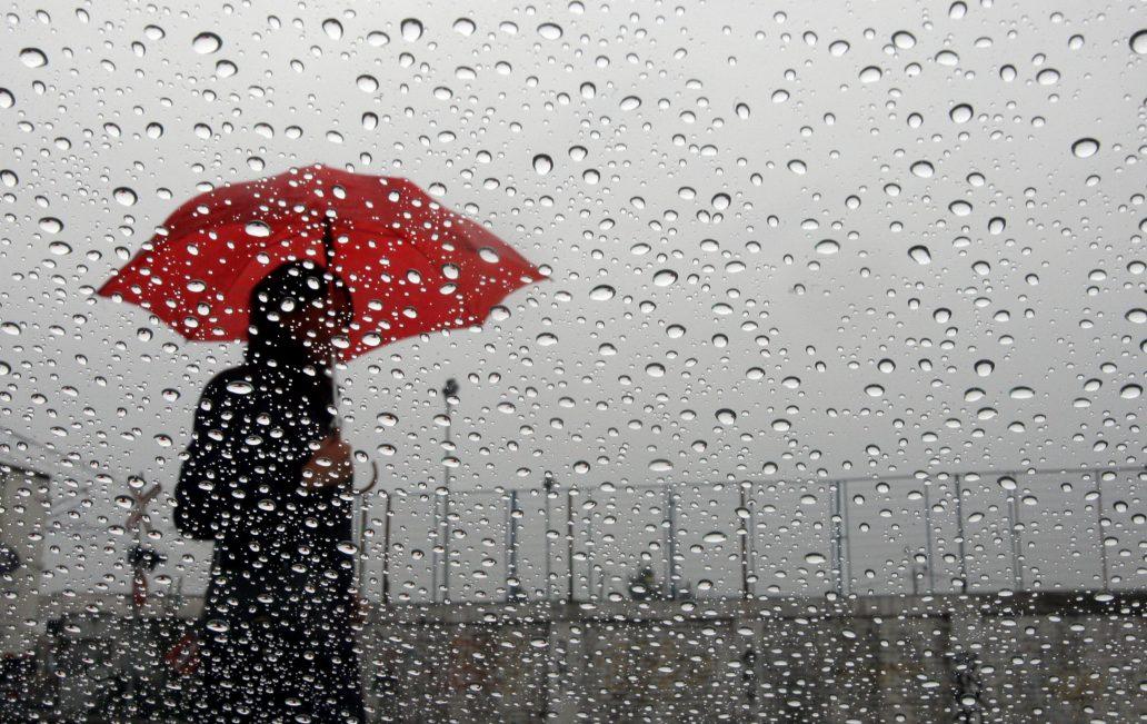 Activado el aviso amarillo por precipitaciones intensas en Euskadi