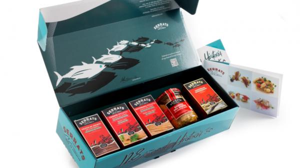 ¡Participa en el concurso de Conservas Serrats y gana su apreciado Pack Arte!