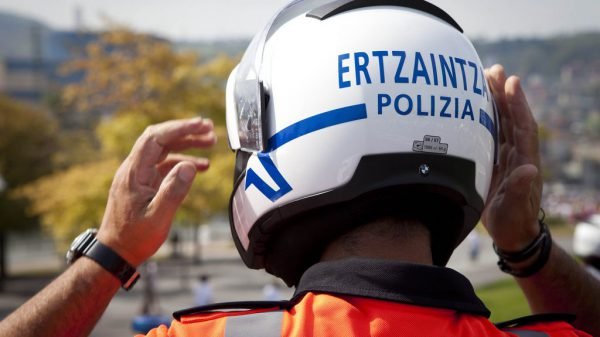Muere un motorista en accidente de tráfico en Zestoa