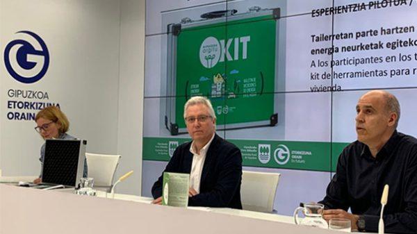 Gipuzkoa Argitu activa una nueva herramienta para mejorar la eficiencia energética