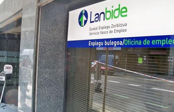 El desempleo asciende en 2733 personas en Euskadi el mes de junio