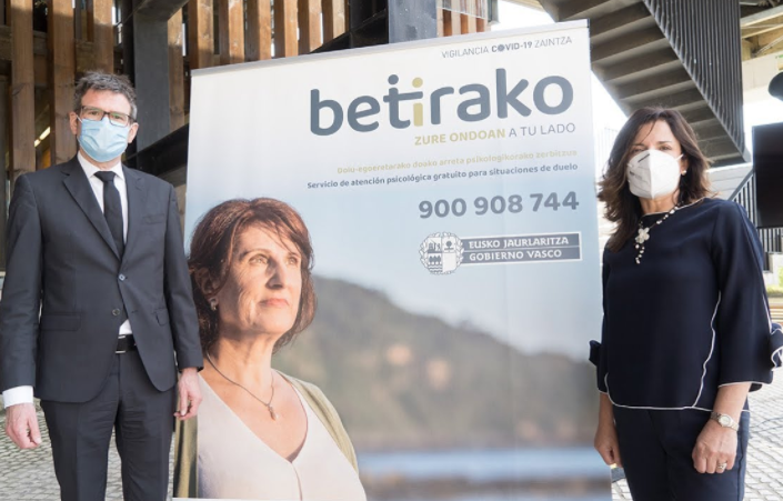 Betirako ofrece atención para personas que han perdido a seres queridos por COVID-19
