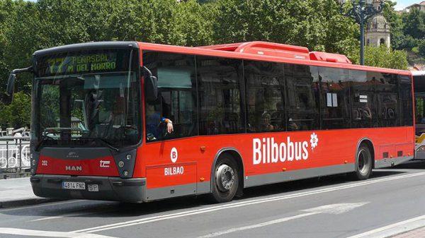 El Ayuntamiento de Bilbao reanuda el servicio nocturno de Bilbobus este fin de semana